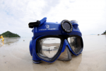 Liquid Image Scuba Mask: Looks pretty cool