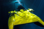 Scubacraft the convertible Scuba Vehicle
