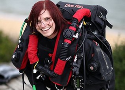 Agnes Milowka dies in Cave Diving Accident in Mt Gambier