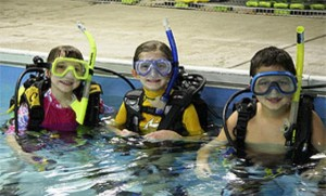 Dive Rite Program for Kids